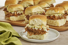 INSTANT POT® Southern Barbecue Pulled Pork Sliders