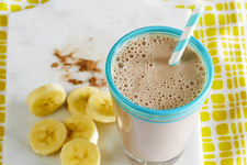 Chocolate-Banana Smoothie