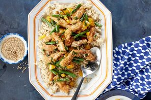 Copycat Honey Sesame Chicken