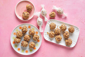Easy Fruit and Nut Bites