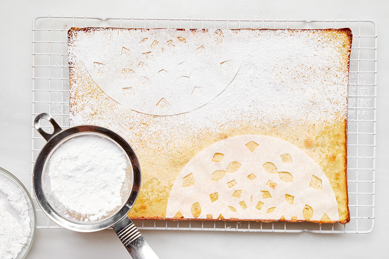 Easy Lemon Bars