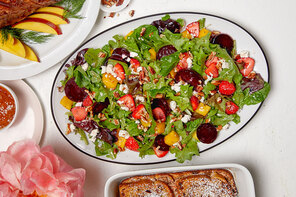 Strawberry, Mango & Beet Salad