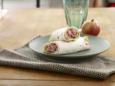 Easy Ham & Cheese Wrap