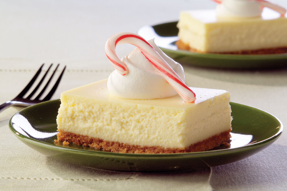 Philadelphia White Chocolate Peppermint Cheesecake My Food And Family
