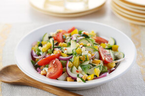 Mediterranean Marinated Vegetable Salad