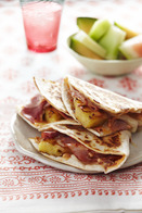 Grilled Hawaiian Quesadillas