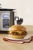 Slow-Cooker BBQ Pork Sandwiches