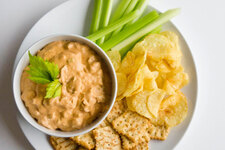 Easy Cheesy Chicken Buffalo Dip