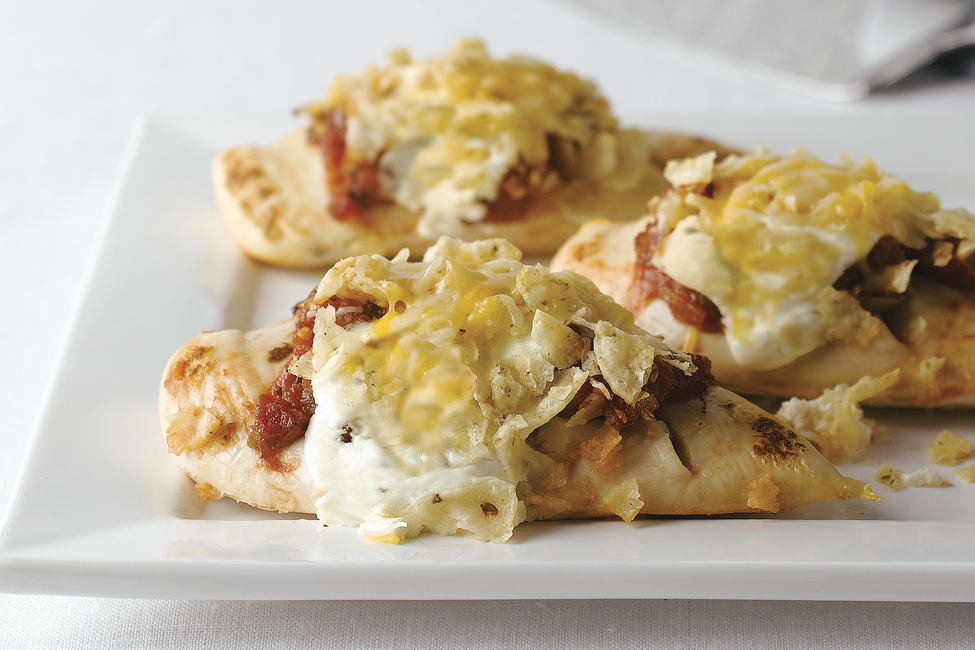 Chicken Nacho Bake