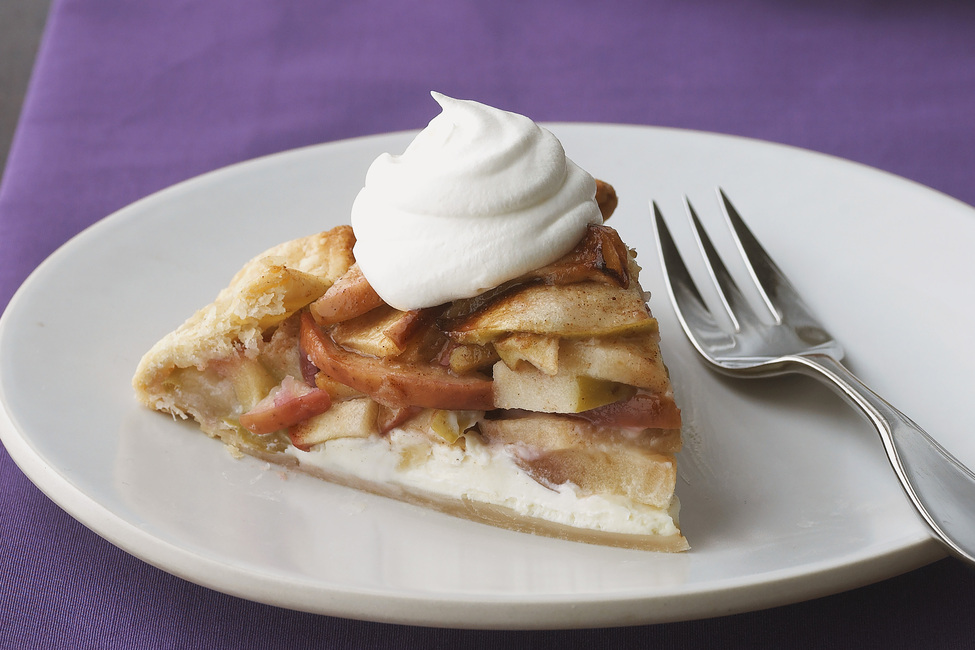 Freestyle Apple Tart