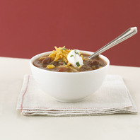 Taco Soup Casual Dinner Party Menu