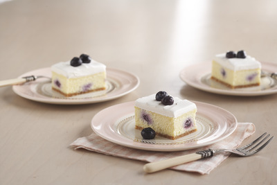 Lemon-Blueberry Cheesecake Dessert