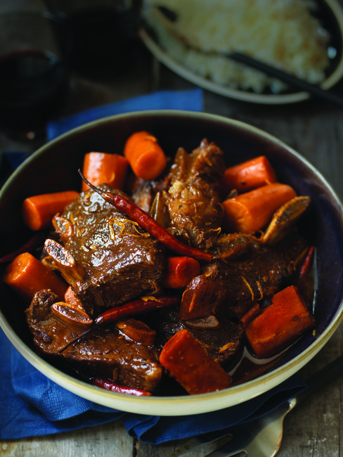 Korean Beef Short Ribs