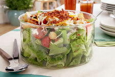Layered BLT Salad