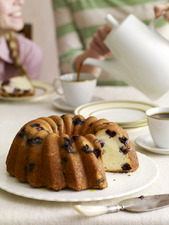 Lemon-Blueberry Cake