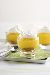 Mini Lemon Cream