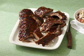 BBQ Grilled Ribs Recipe