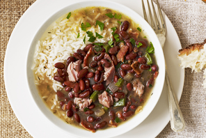 Red Beans & Rice Soul Food Recipe