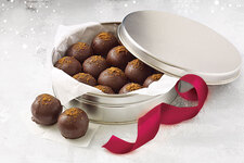 Gingersnaps Cookie Balls