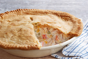 Homestyle Chicken Pot Pie