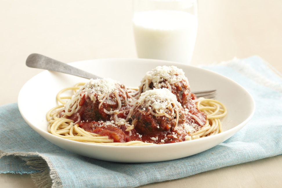 Smart Spaghetti & Meatballs Recipe