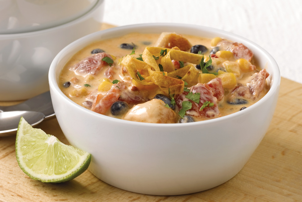 Santa Fe Chicken Enchilada Stew