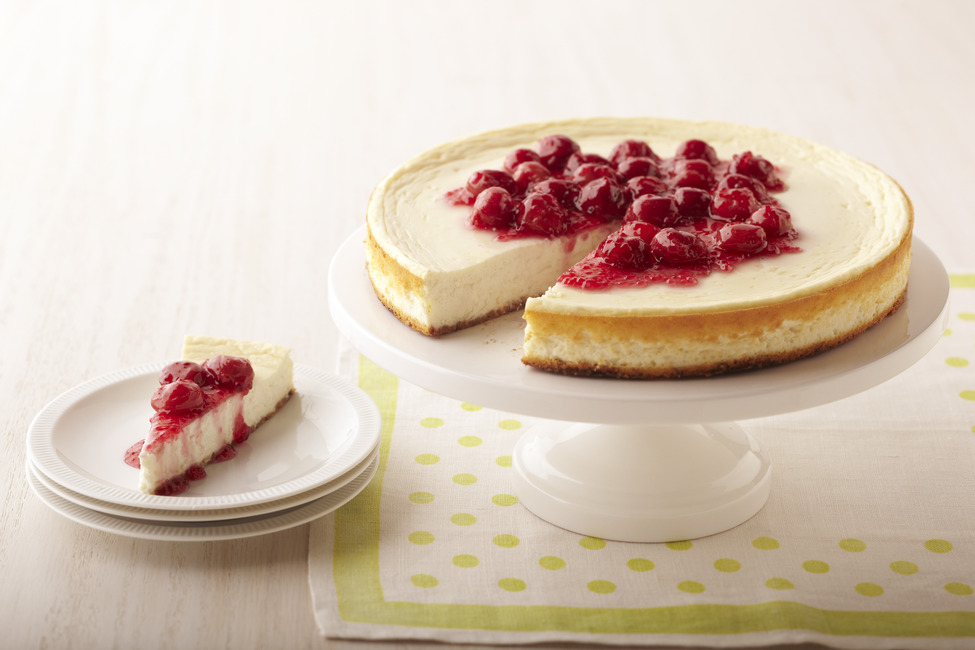 Cherry Cheesecake Recipe