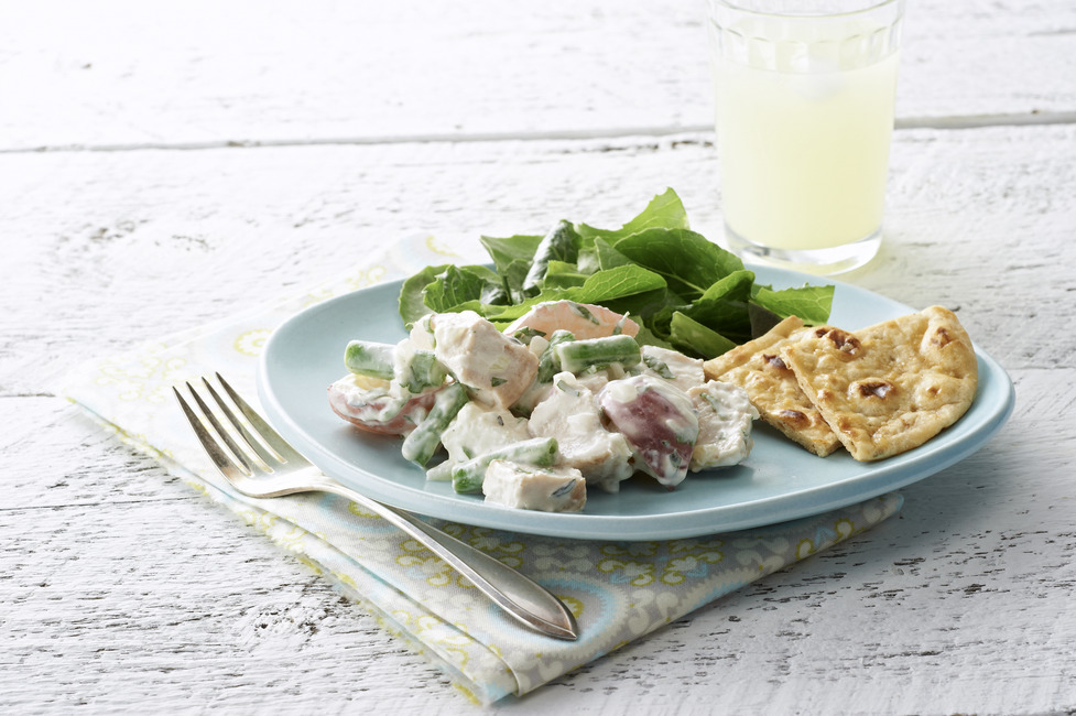 French Bistro Chicken & Potato Salad