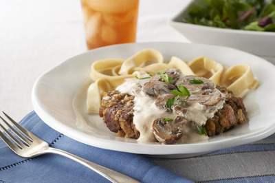 Salisbury Steak with Ground Beef