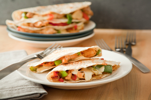 Queso Blanco Quesadillas