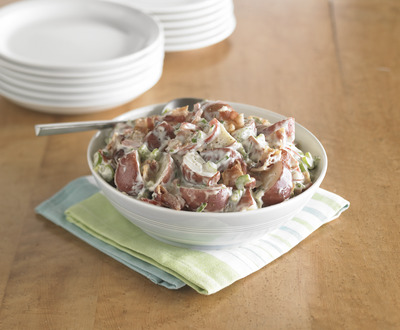 Creamy Ranch Potato Salad