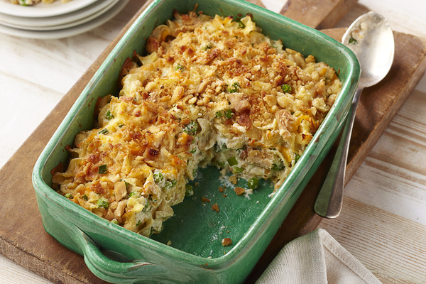 Easy Tuna Noodle Casserole Recipe - My Food And Family-1193