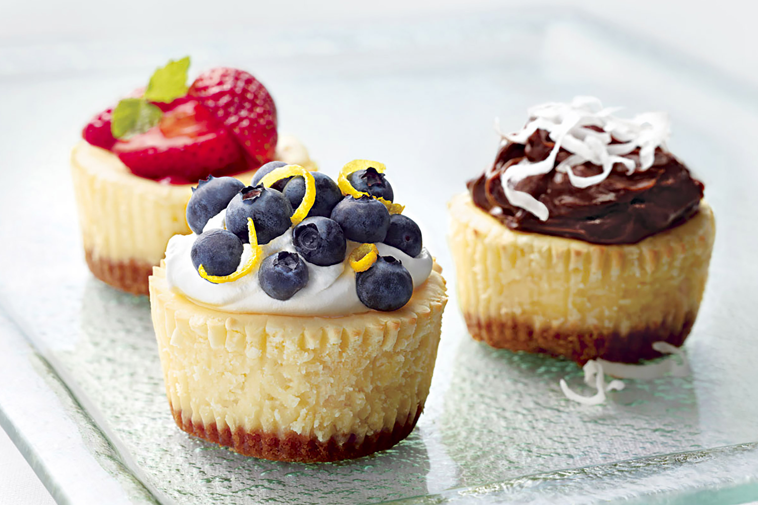 PHILADELPHIA Mini Cheesecakes