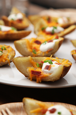 VELVEETA® Potato Skins Recipe