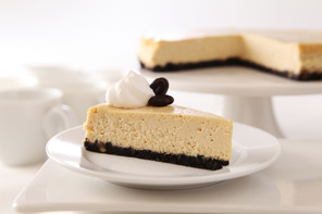 Best Coffeehouse Cheesecake