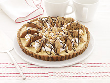 Easy Peanut Butter-Chocolate Chip Pie