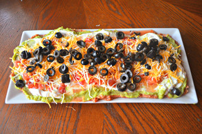 VELVEETA 7 Layer Mexican Dip