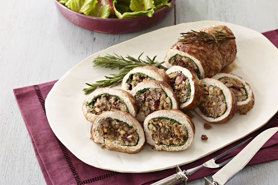 Perfect Stuffed Pork Loin Roast