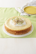 Coconut-Lime Cheesecake