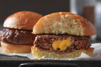 3-Step Spicy Bacon and Spinach Sliders