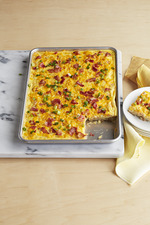 Bacon and Egg Squares