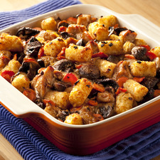 Mom's Favorite Chicken Bake with TATER TOTS