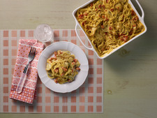 VELVEETA® Easy Spicy Chicken Spaghetti