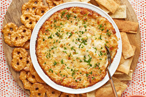 Cheesy Caramelized Onion Dip