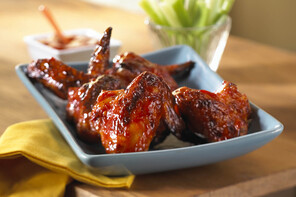 Caribbean-Style Chicken Wings