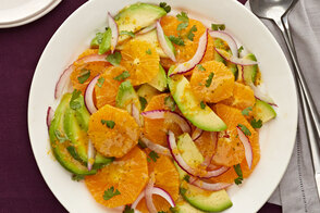 Tasty Citrus Avocado Salad