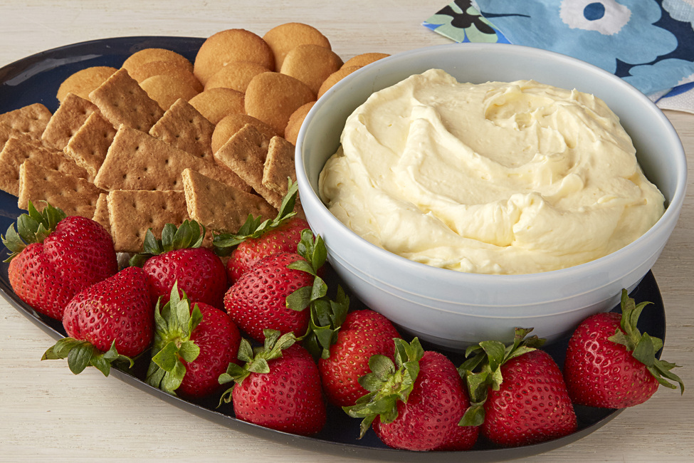 Orange-Cream Cheese Dip