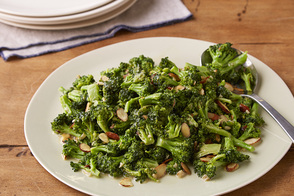 Sweet & Sour Fried Broccoli