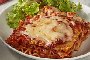 Ground Turkey Lasagna