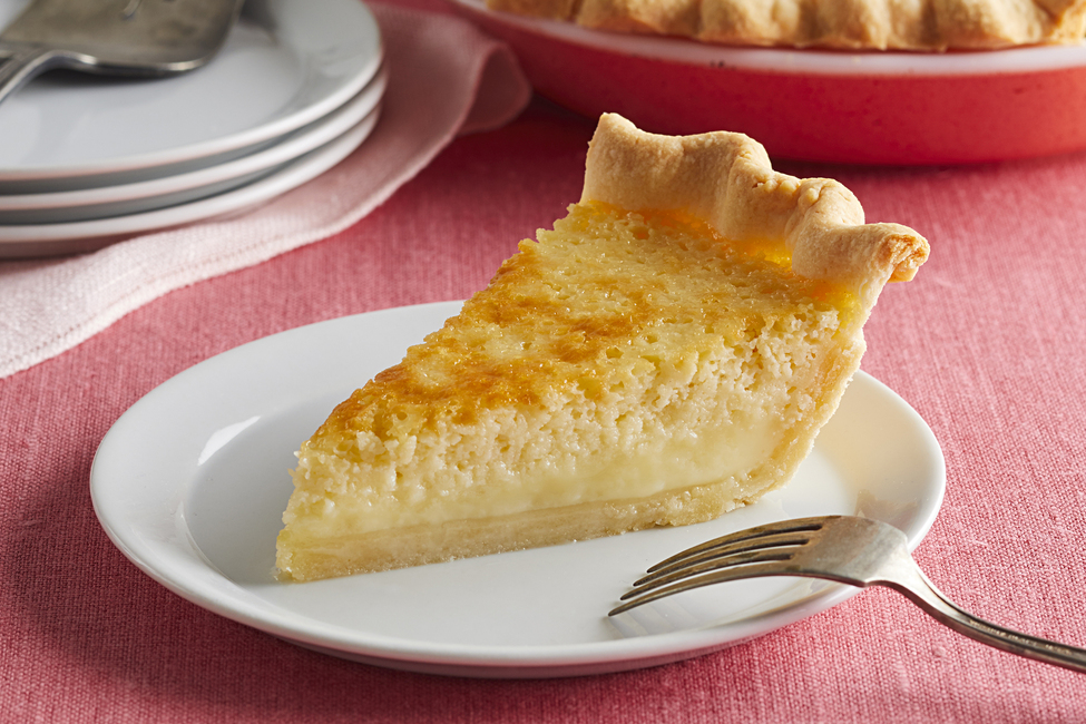Southern Buttermilk Pie